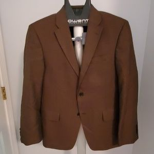 Tommy Hillfiger Brown Tweed Sportcoat 36S
